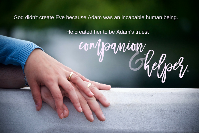 God created Eve.png