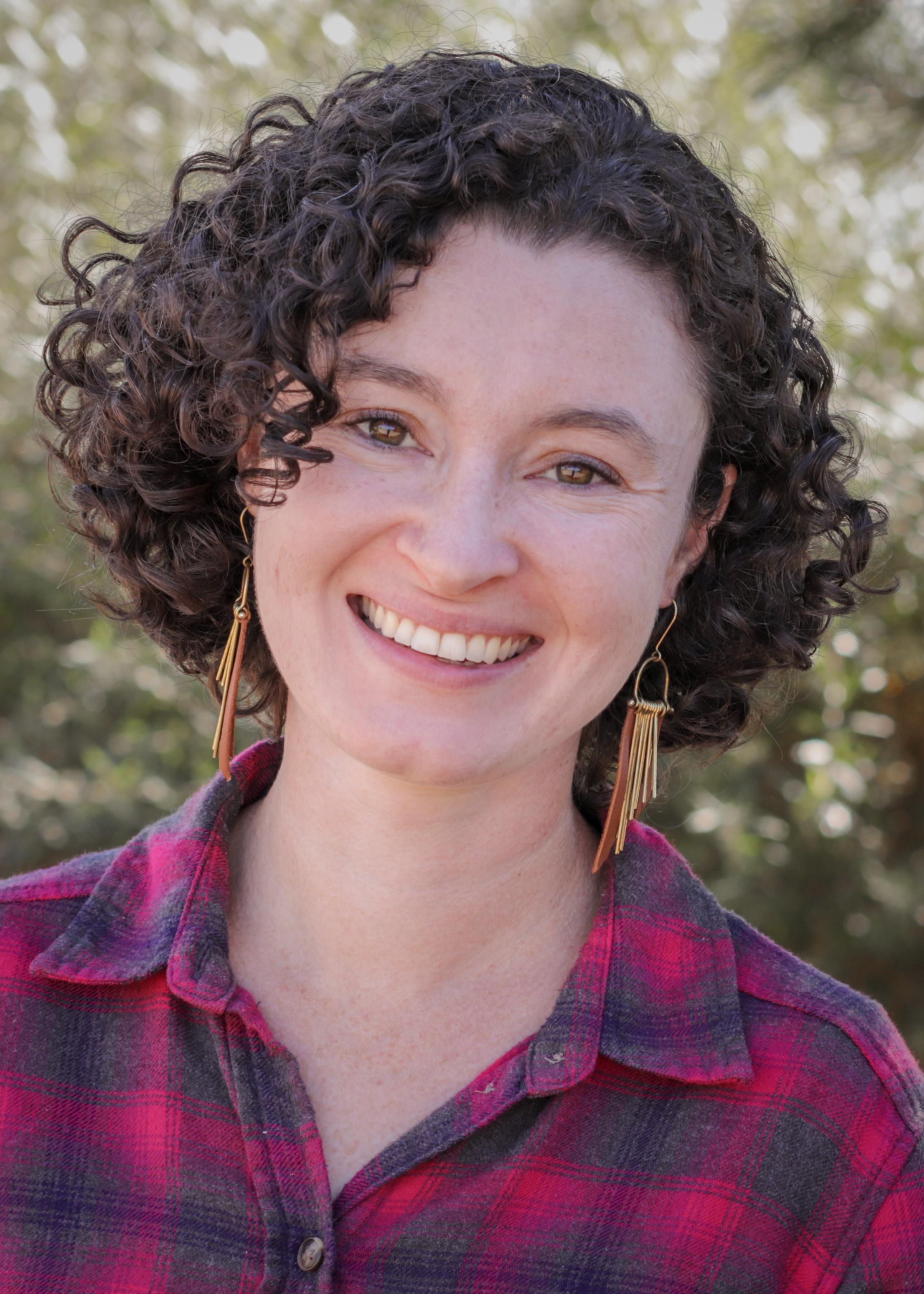 Emily Nelson  Associate Pastor