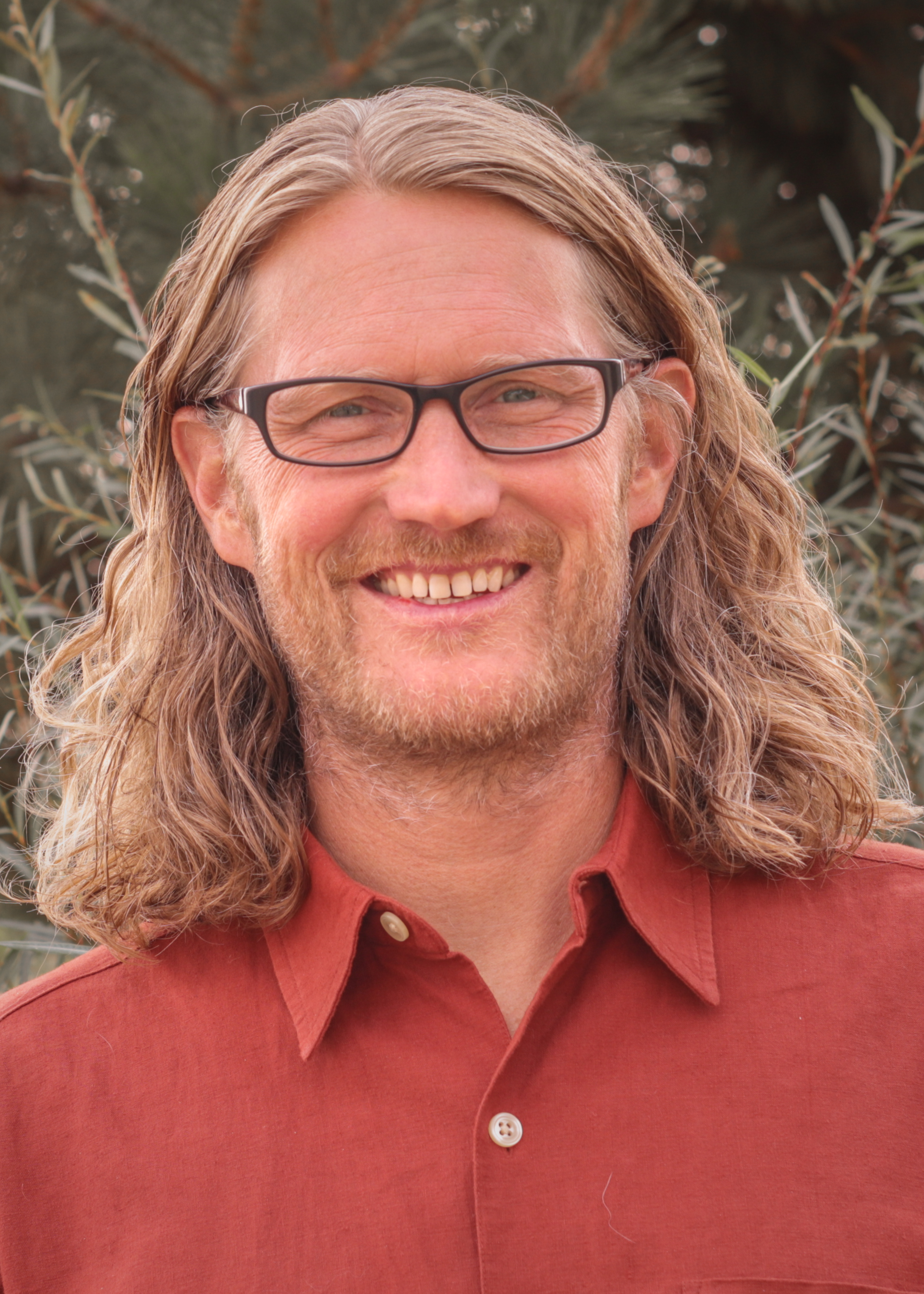Jacob Bailey  Worship Leader