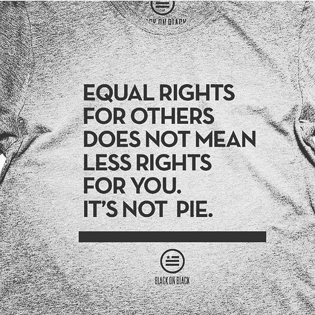 I would offer to field questions about feminism, but educating the general public about human rights is not in my job description. #equalrights #withadashofequity