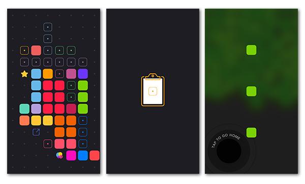 Blackbox iOS App Game Screenshots