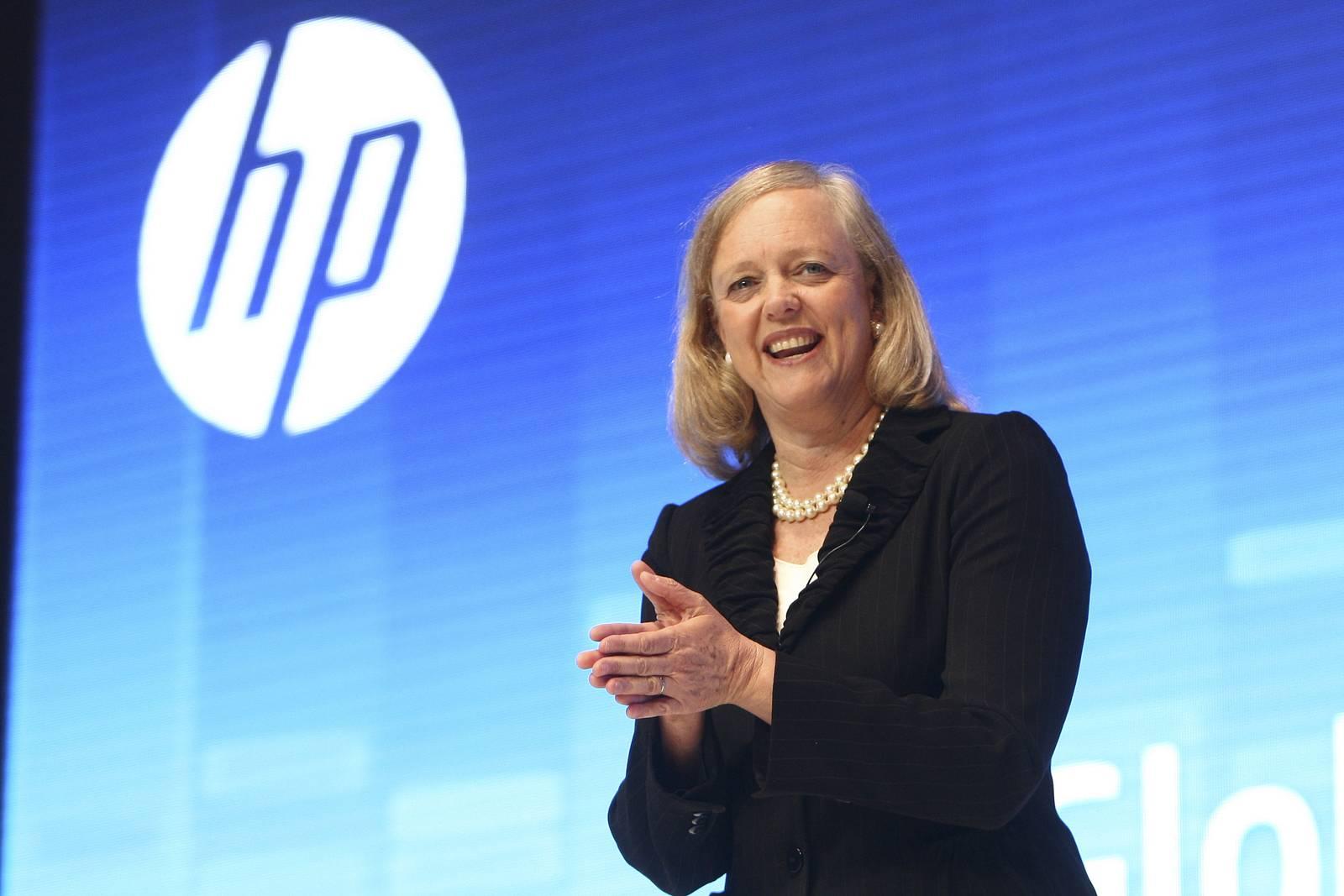 How Hewlett-Packard plans to split in two -