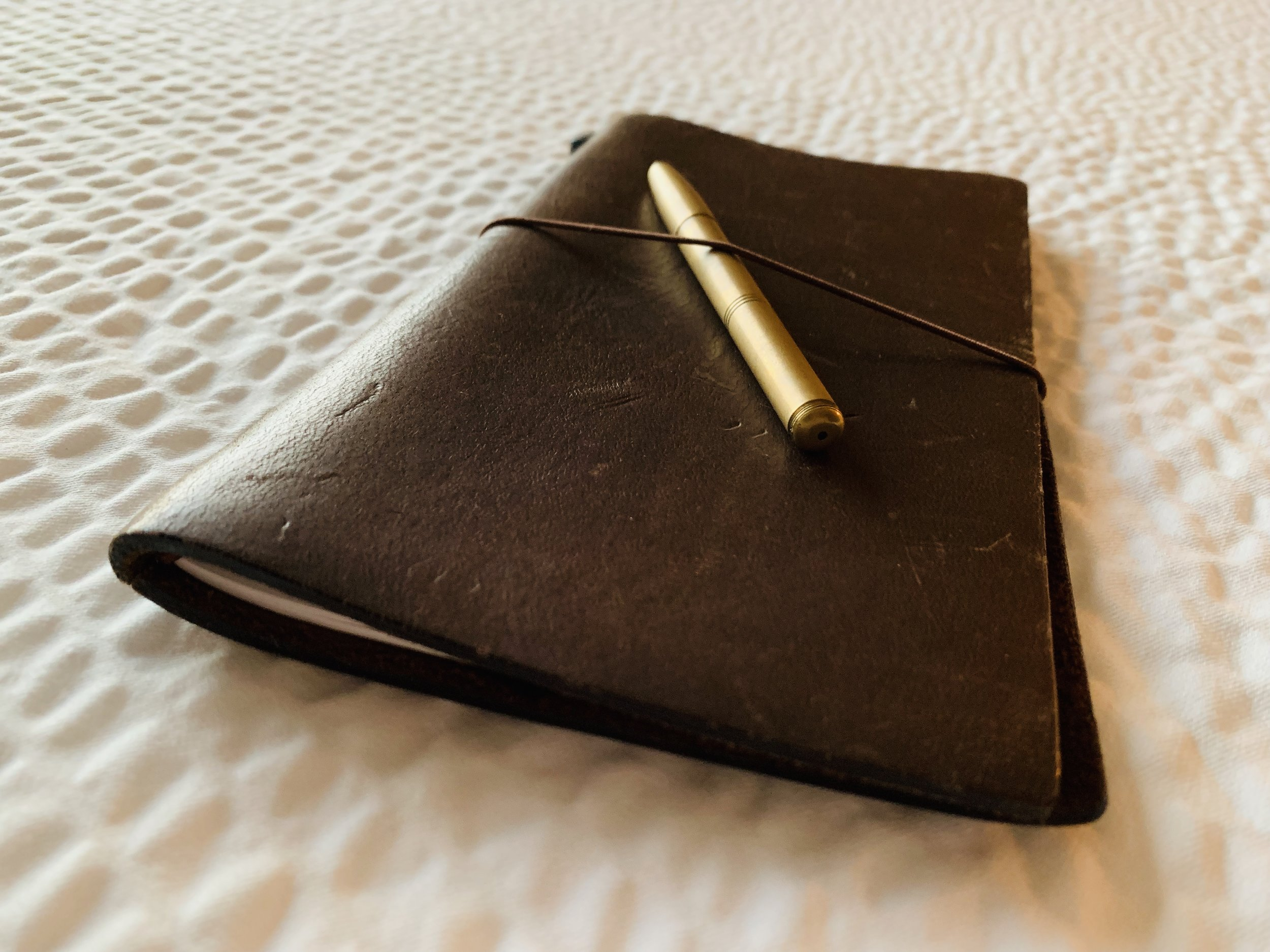 My Everyday Carry - I love learning about what other people carry around every day. I think it's a fascinating way to see into another person's life, so I thought it'd be fun to share a bit of myself in that way.