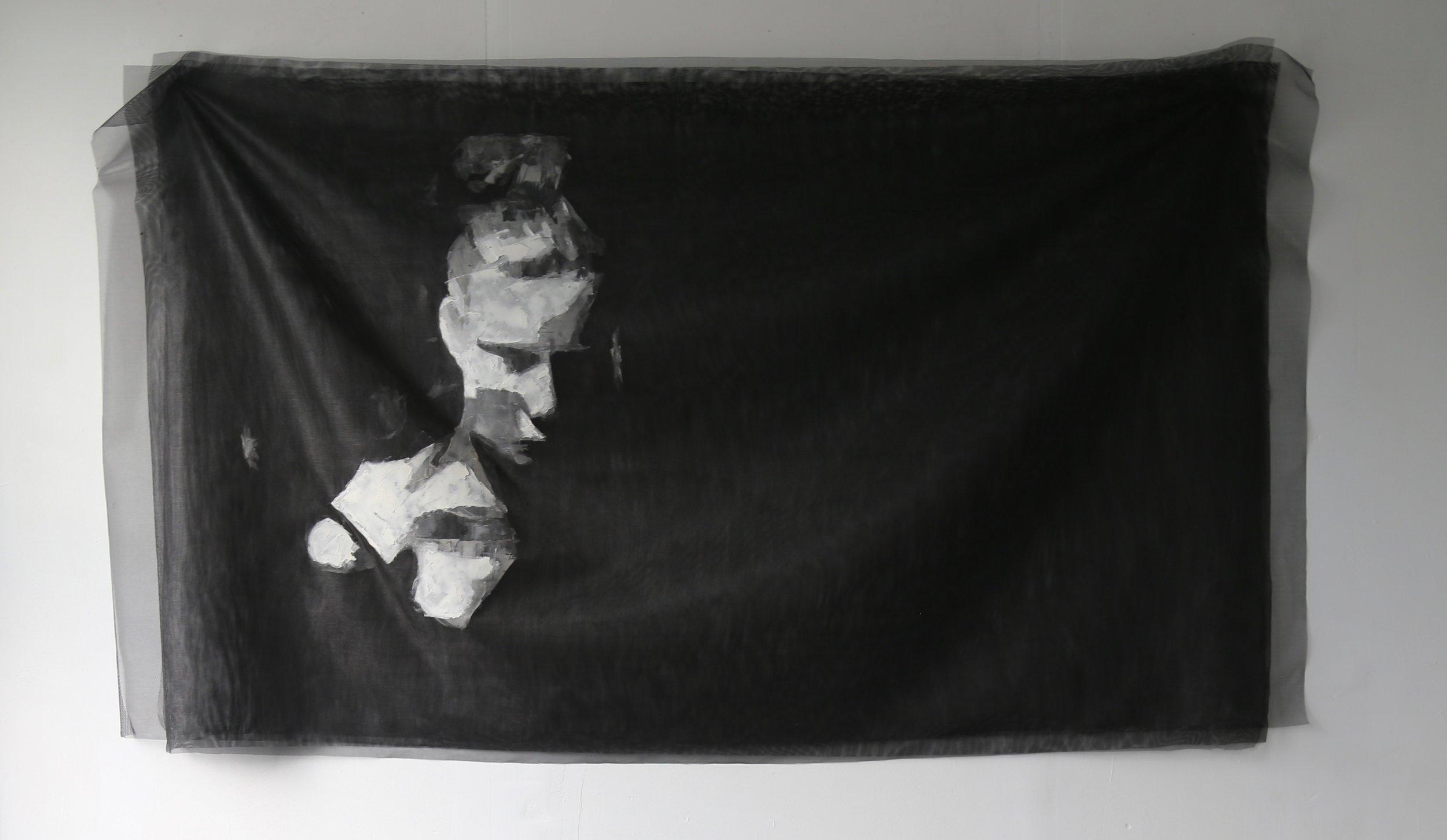 Untitled (Portrait Left), 2006