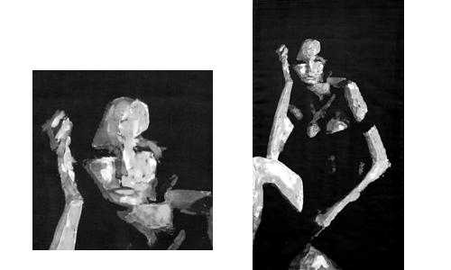 Untitled (Elbow on Knee), 2006