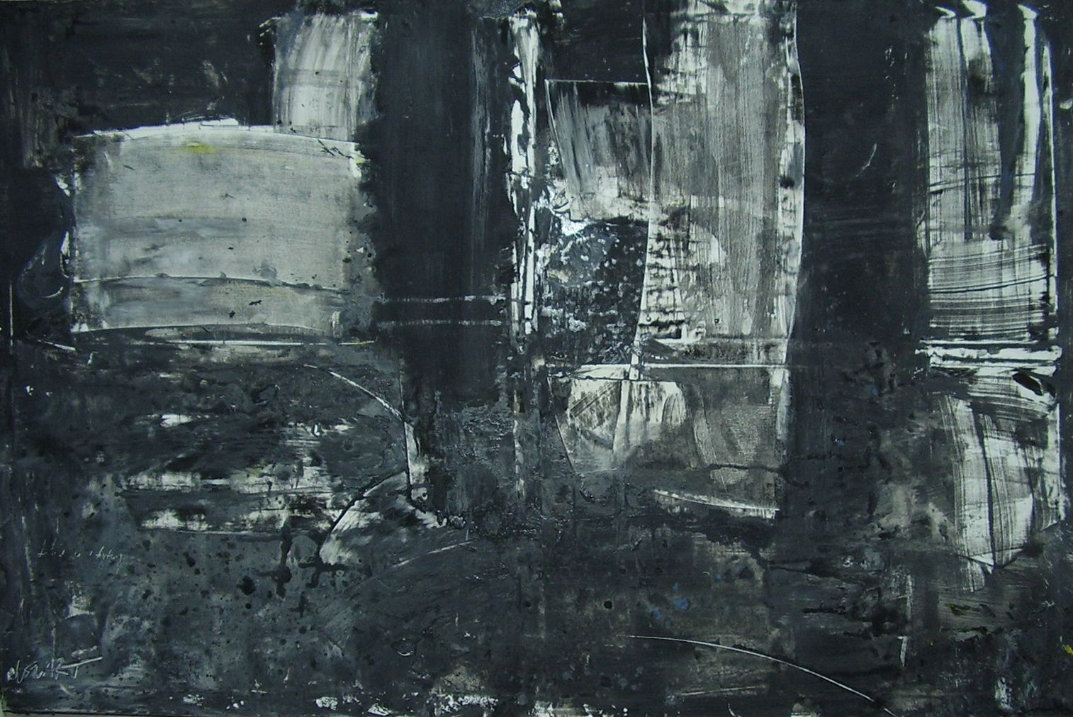 Untitled (Factory), 2007