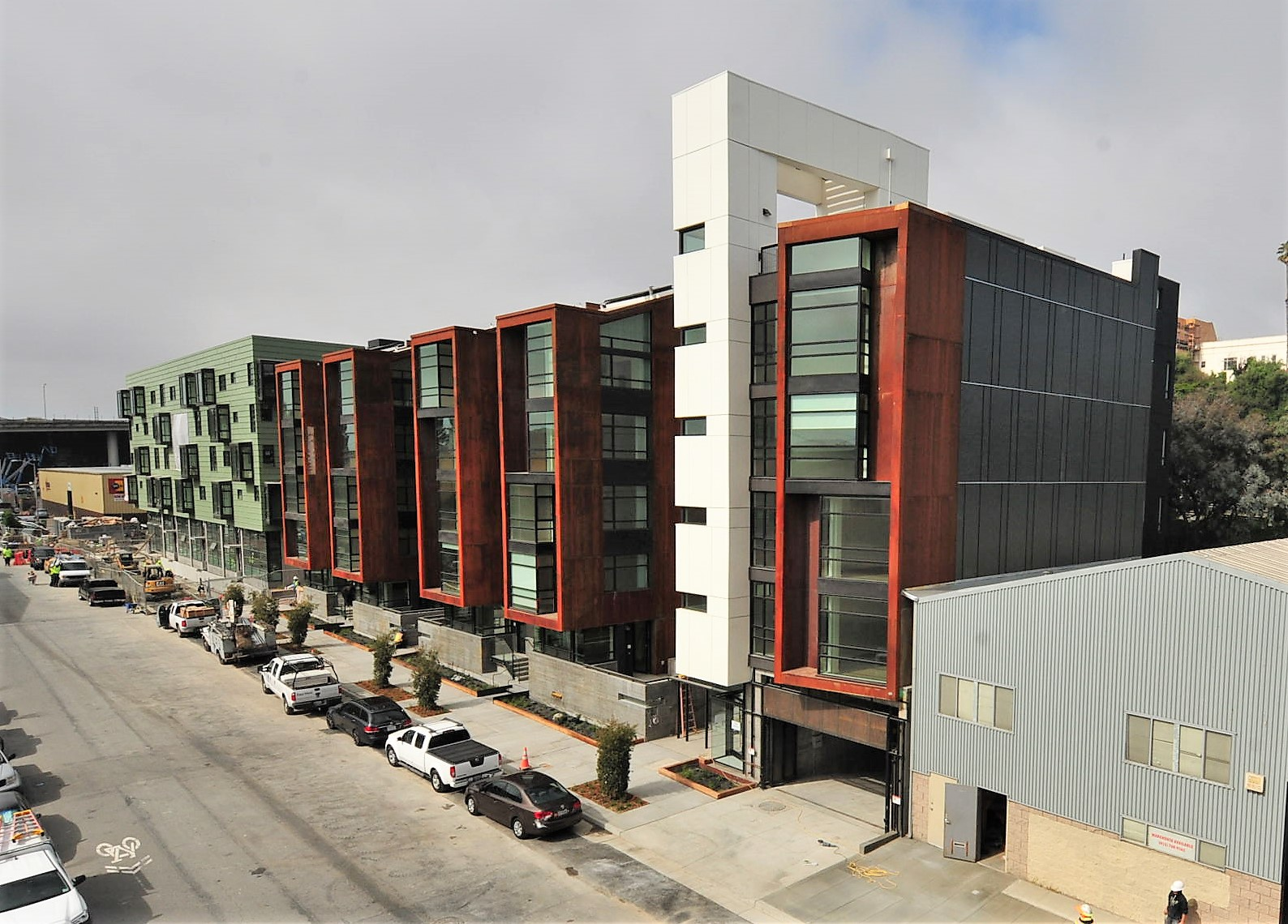 """""""BUILD has leased about half of 650 Indiana St. (O&M), a 116-unit building in the Dogpatch, since May. That's about 15 units per month — not great, but not bad — said Lou Vasquez, co-founder of BUILD."""""""
