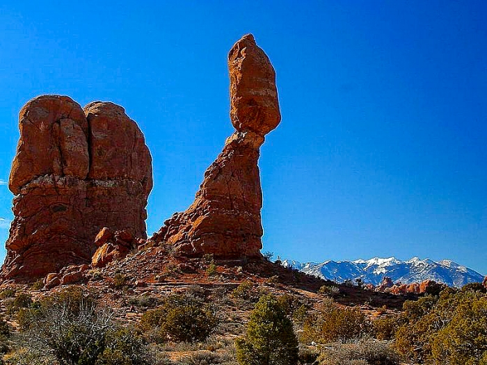 Arches National Park; photo by John Sullivan