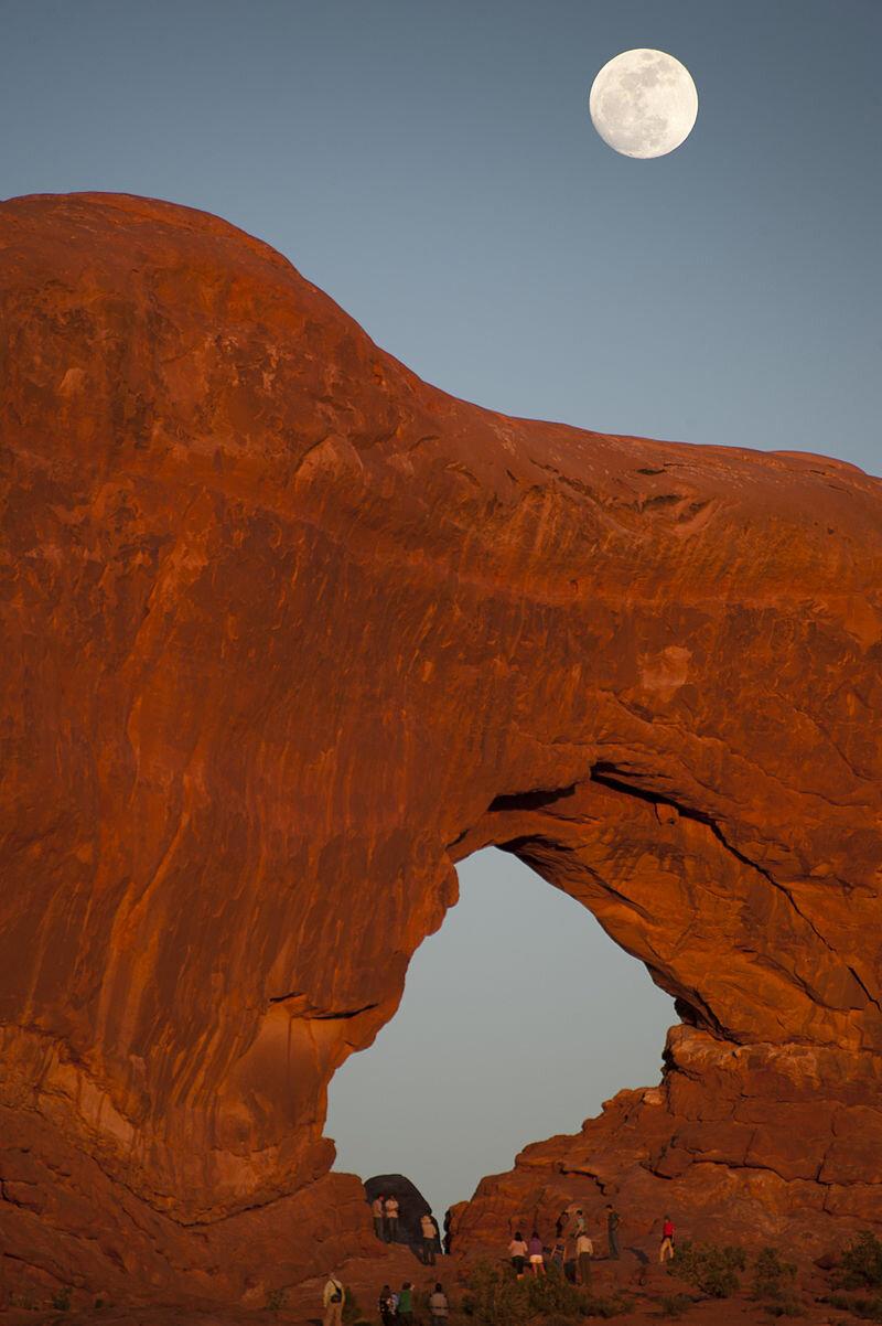 Arches National Park [Public domain]