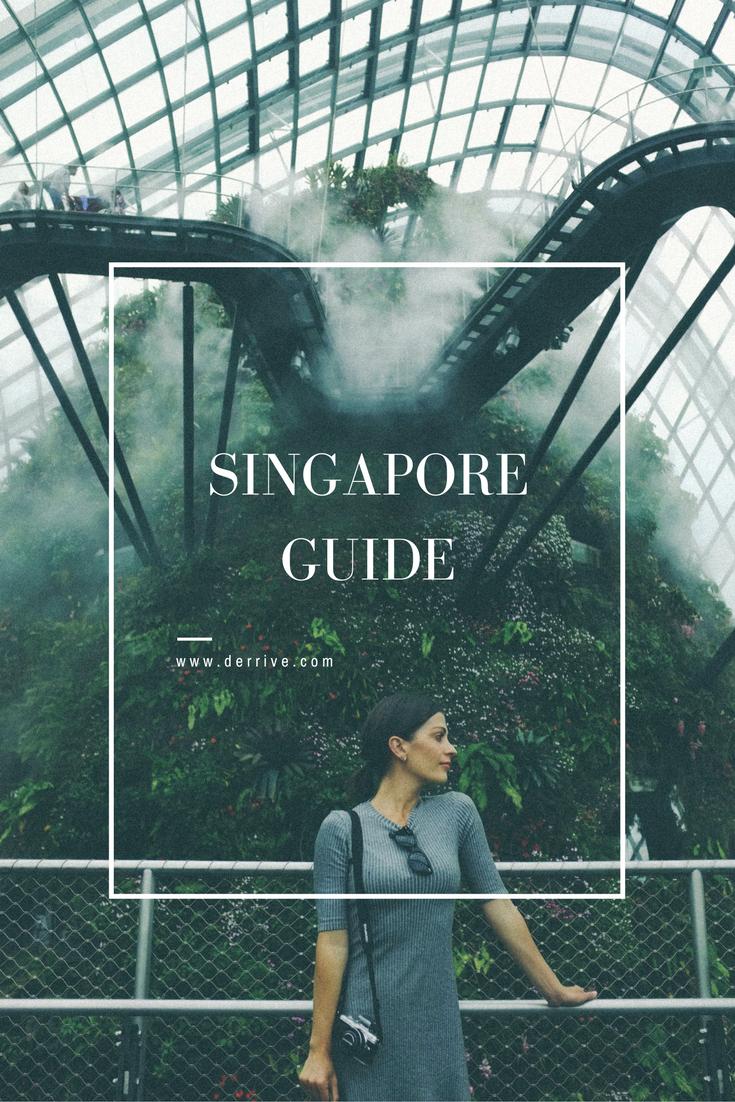 derrive singapore guide