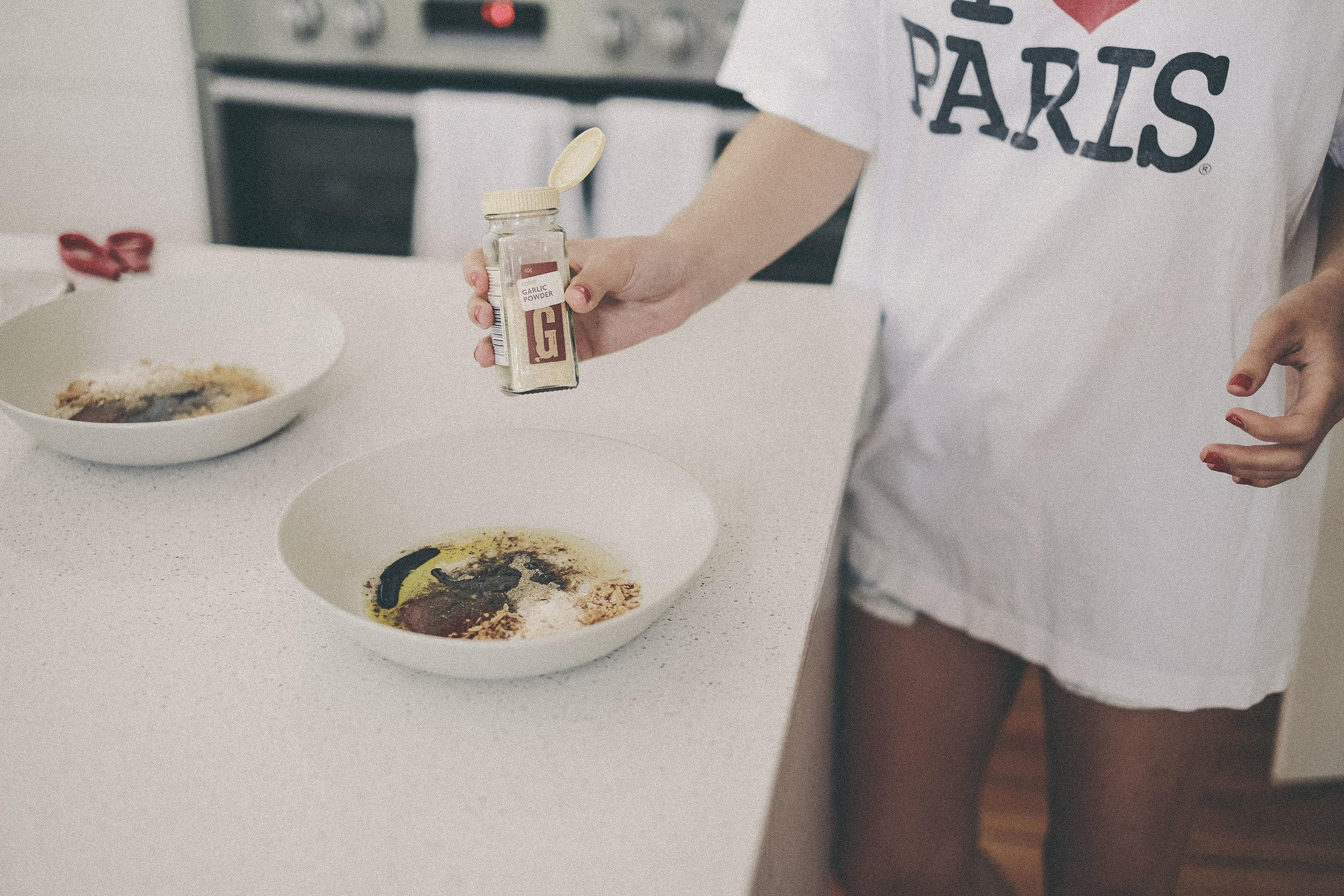 dérrive recipe - mi goreng two ways
