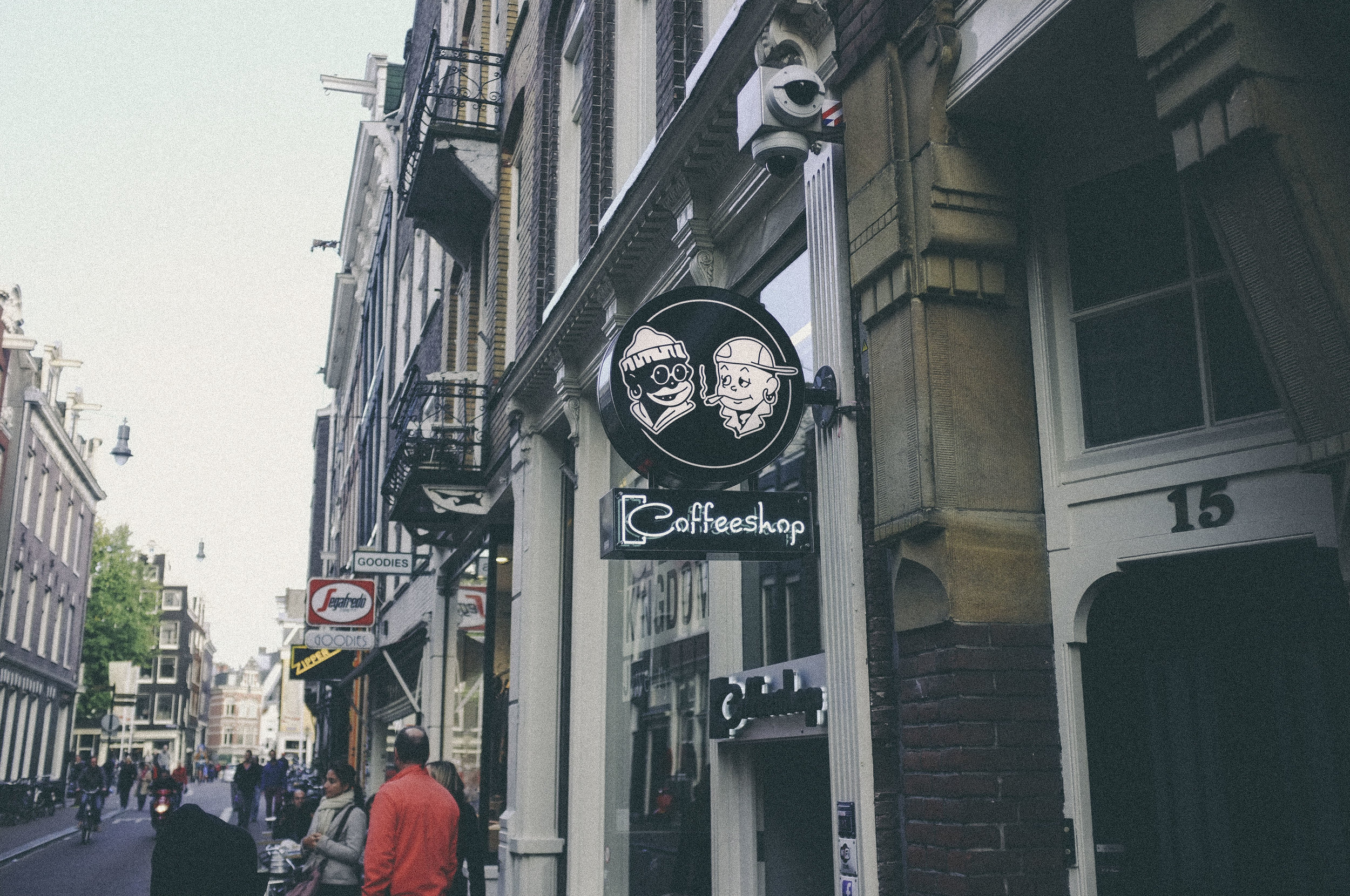 dérrive travel diary - amsterdam