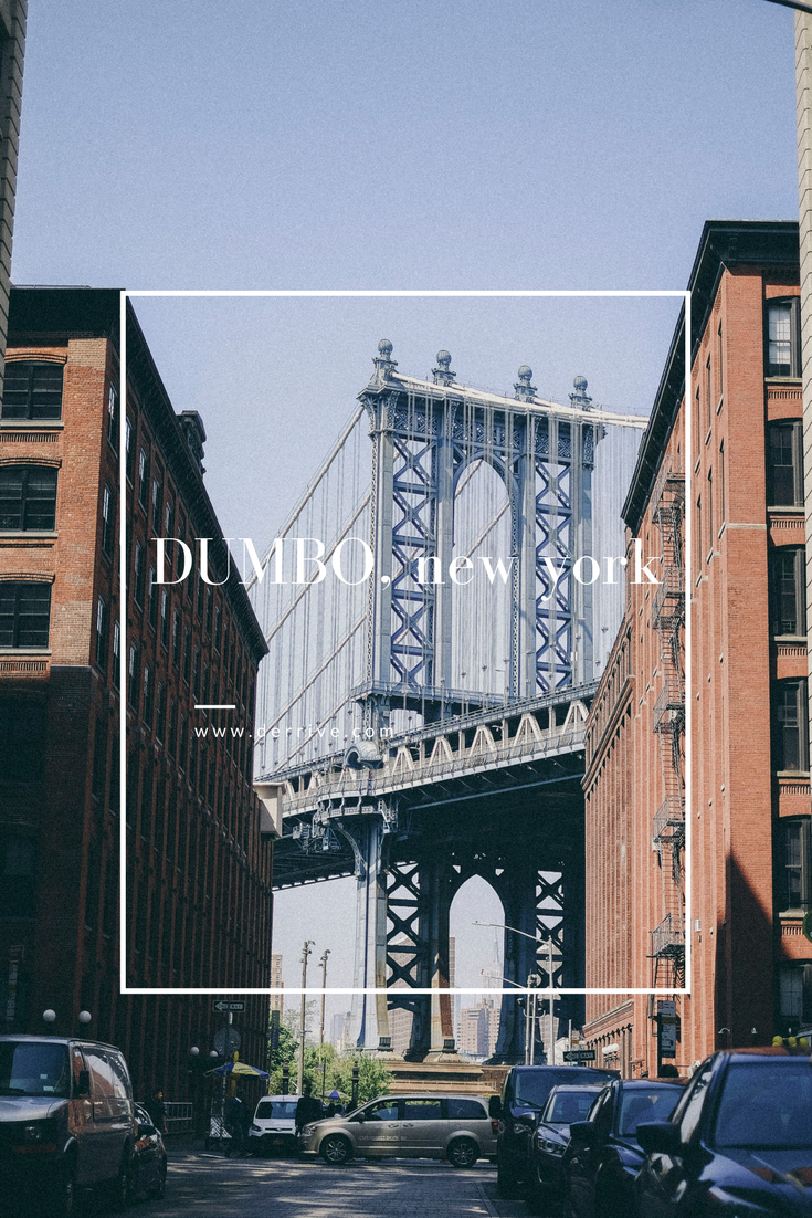 DUMBO, new york www.derrive.com #newyork #nyc #brooklyn #DUMBO #traveldiary #travelguide #travelblog