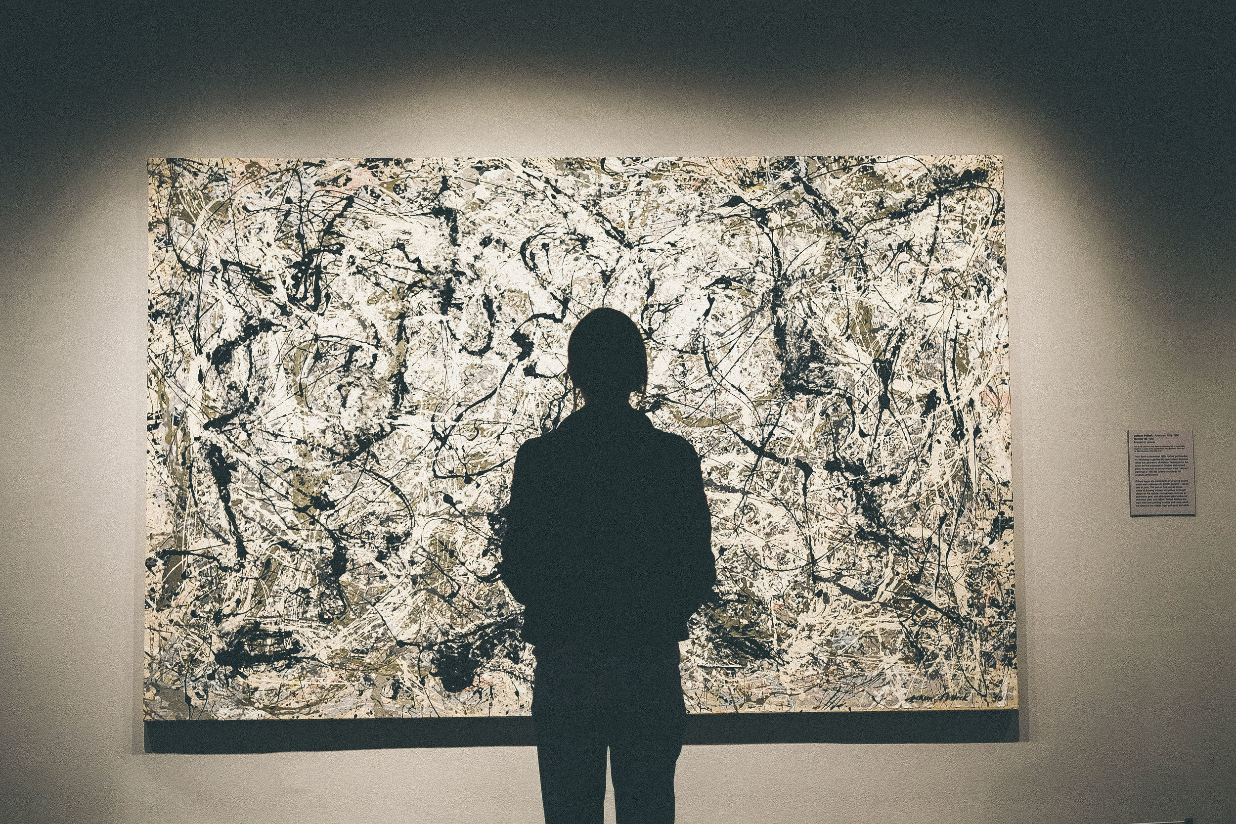 dérrive travel - jackson pollock at the met museum and balthazar, nyc www.derrive.com #jacksonpollock #themetmuseum #nyc #newyork #balthazar #traveldiary