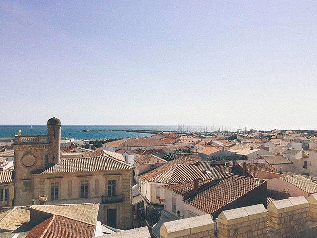 saint marie de la mer a few summers ago 🌞🌊