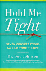 Hold Me Tight by Sue Johnson Book Cover