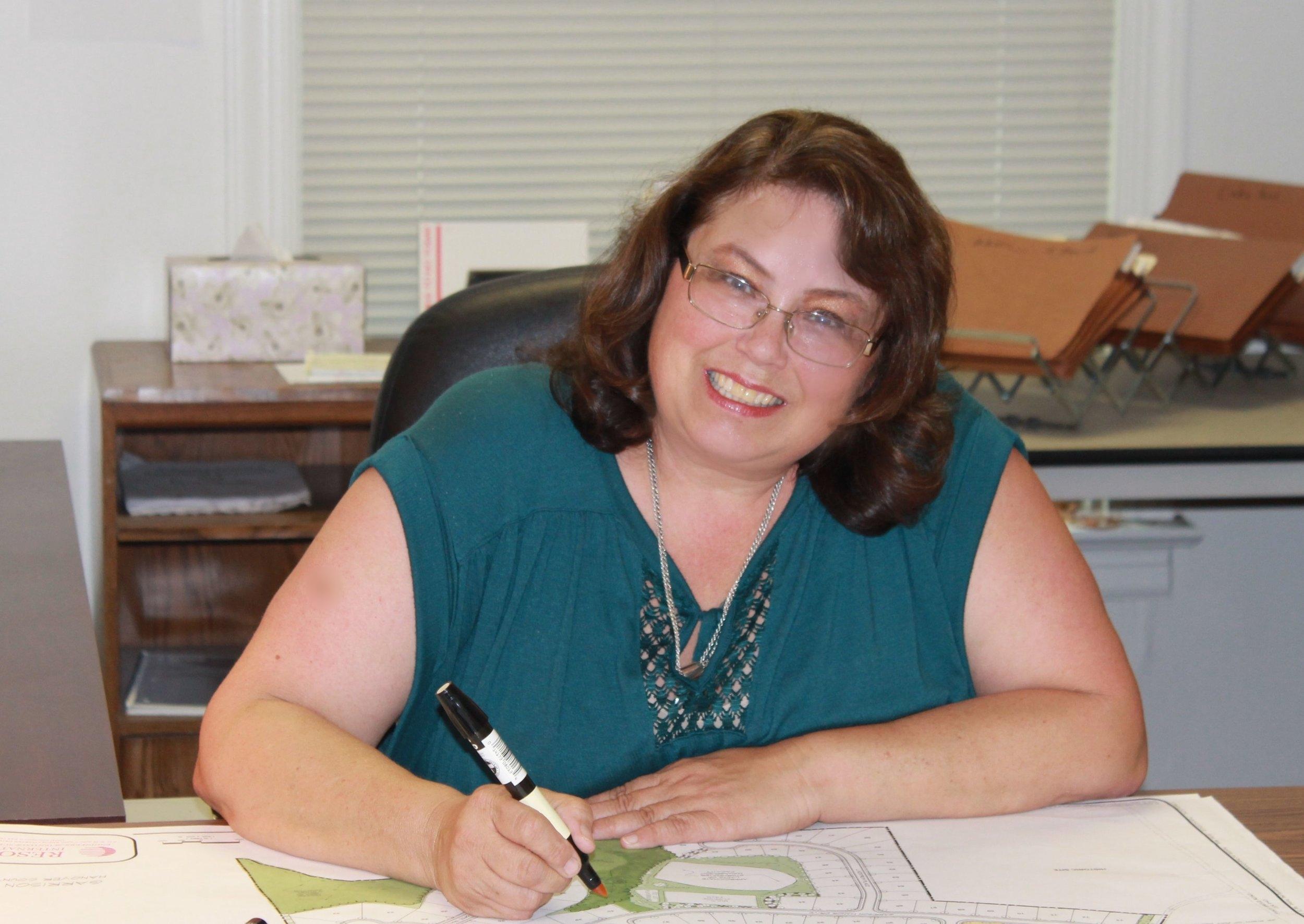 Brenda Davis  Land Planning
