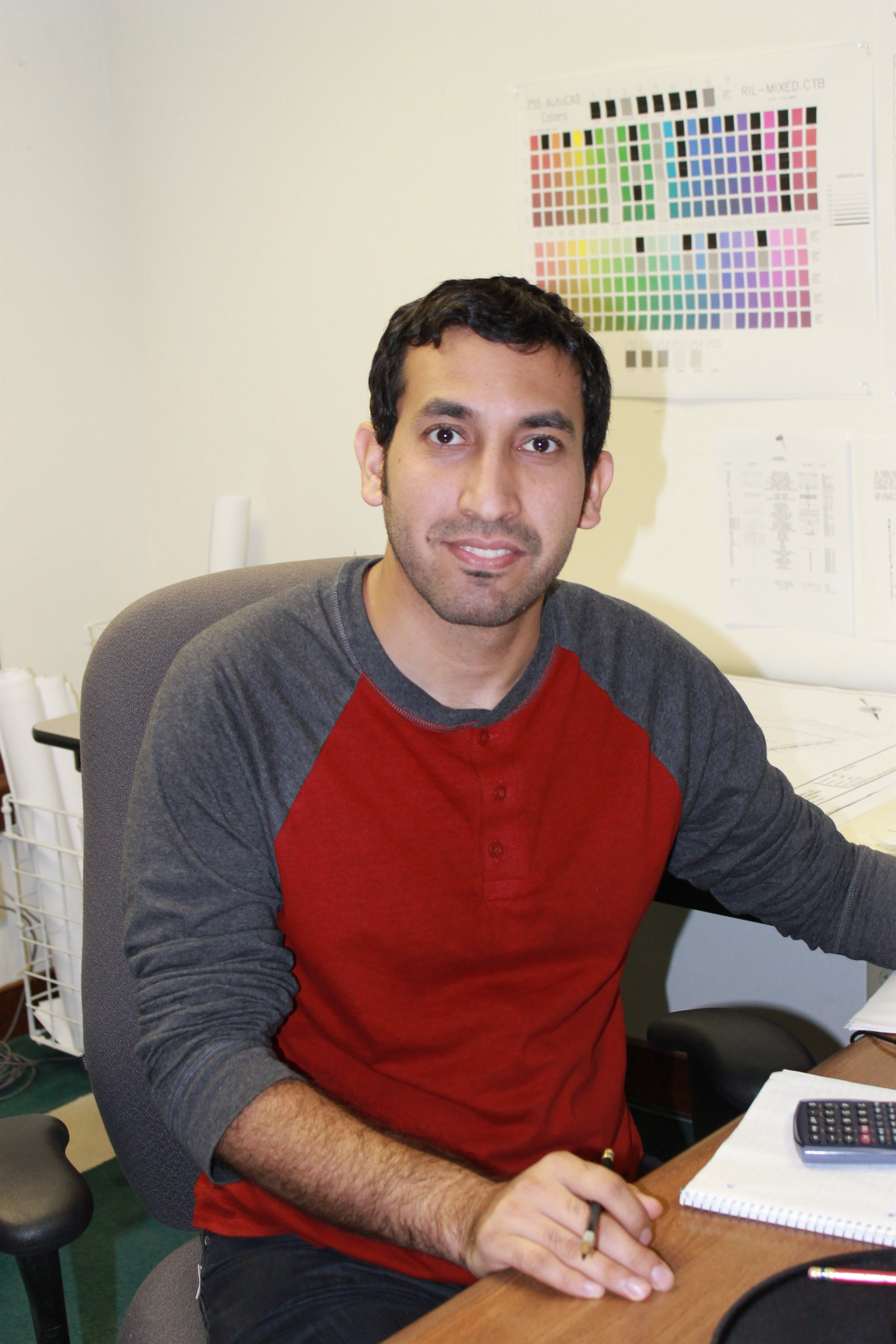 QAIS FAIZY  PROJECT ENGINEER