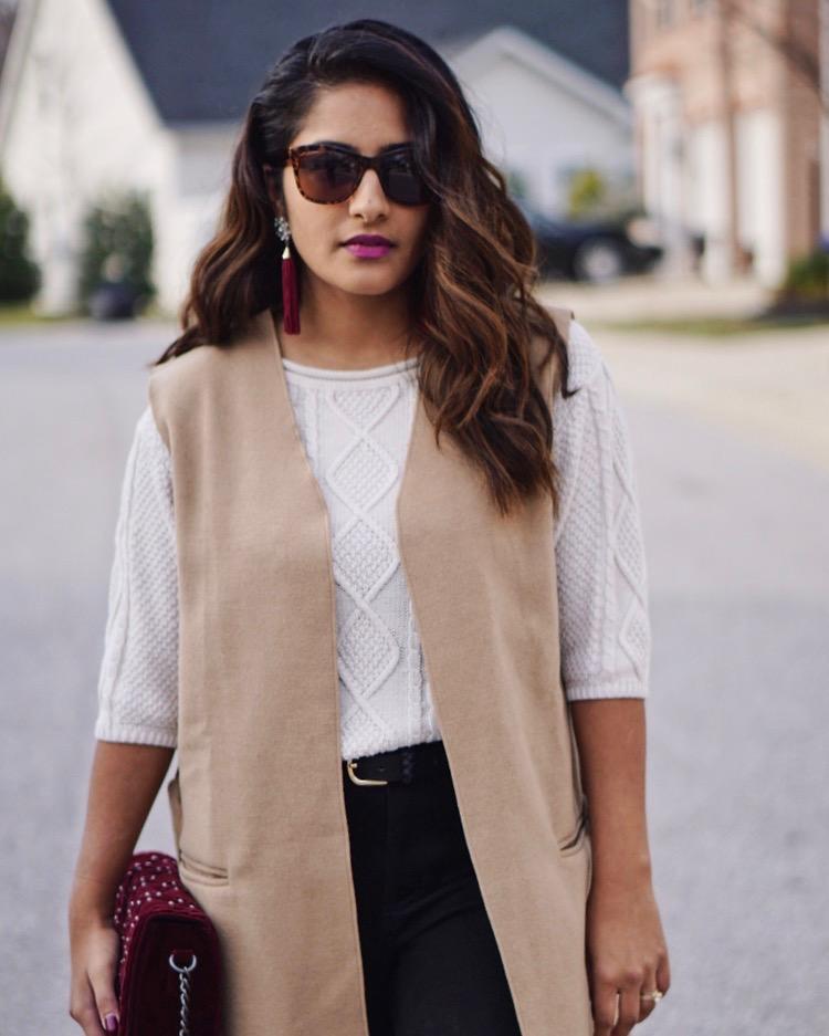 Indian Fashion Blogger Jennifer Laxmi