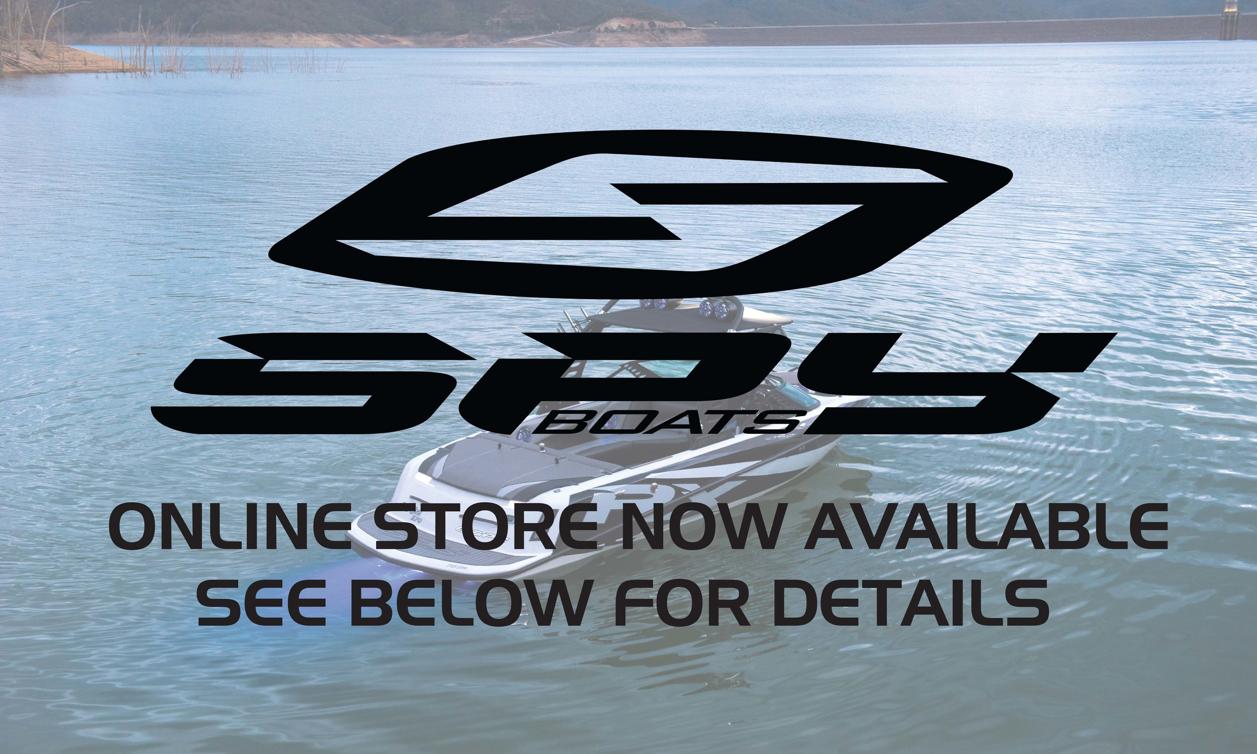 Visit our facebook page and follow the link to our online store.