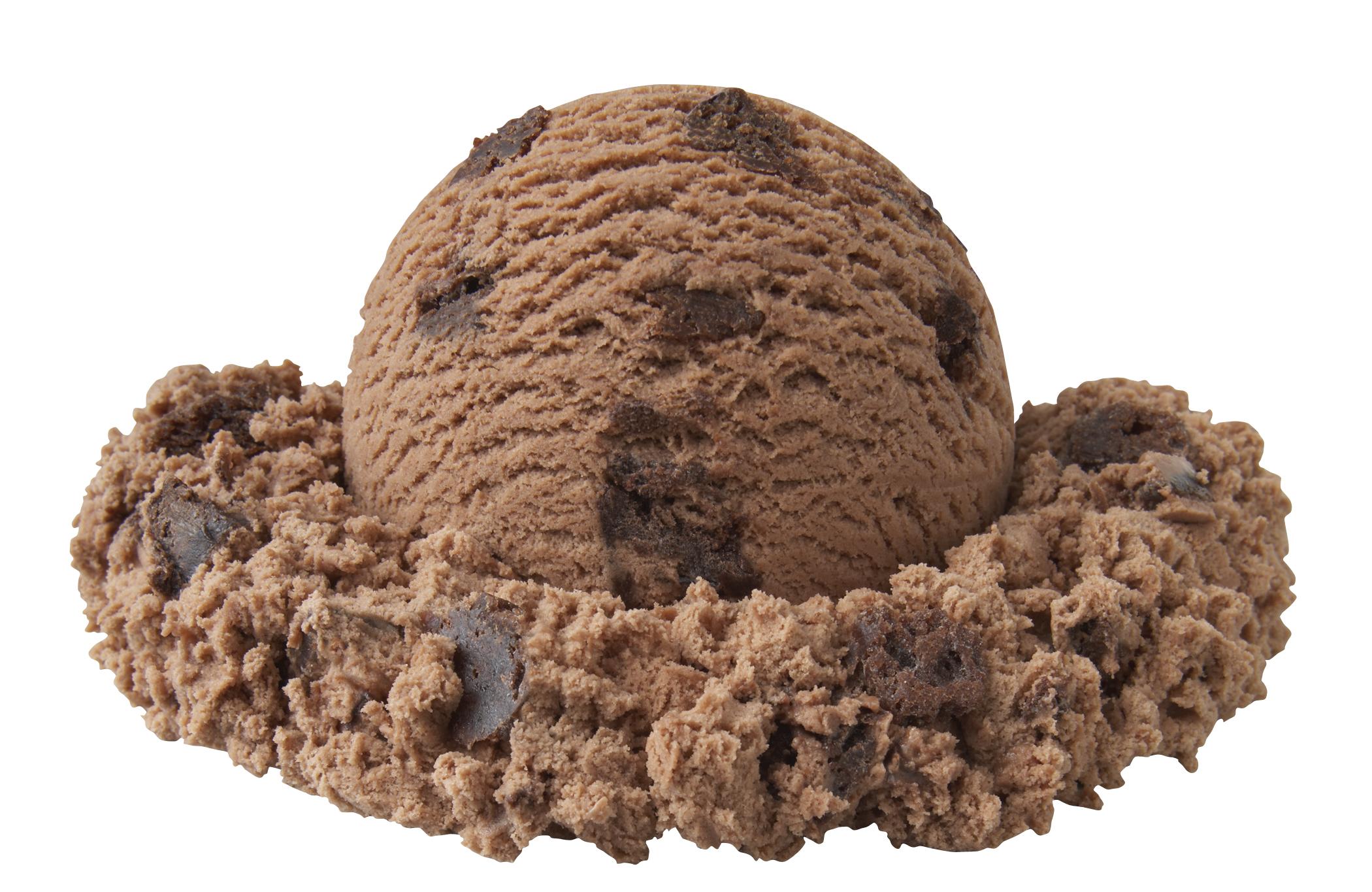 Chocolate Fudge Brownie Ice Cream
