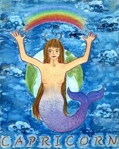 The Capricorn Goddess
