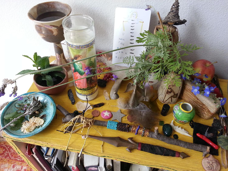 Libra Altar