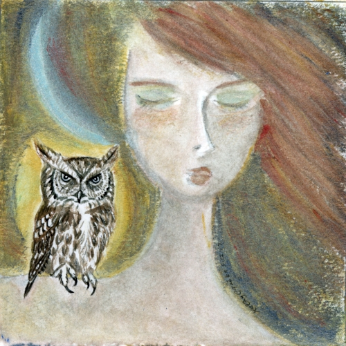 Owl Magick  Print