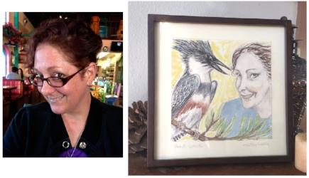Kingfisher Magick Custom Portrait