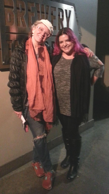 Temecula Arts Mixer Founders: Kathy Crabbe & Melody De Los Cobos