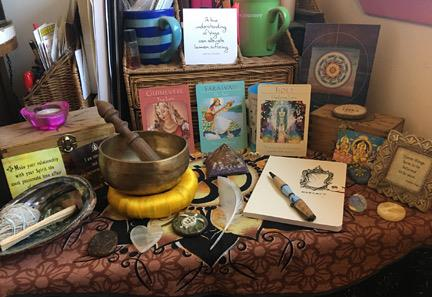 Annalee Altar Spread