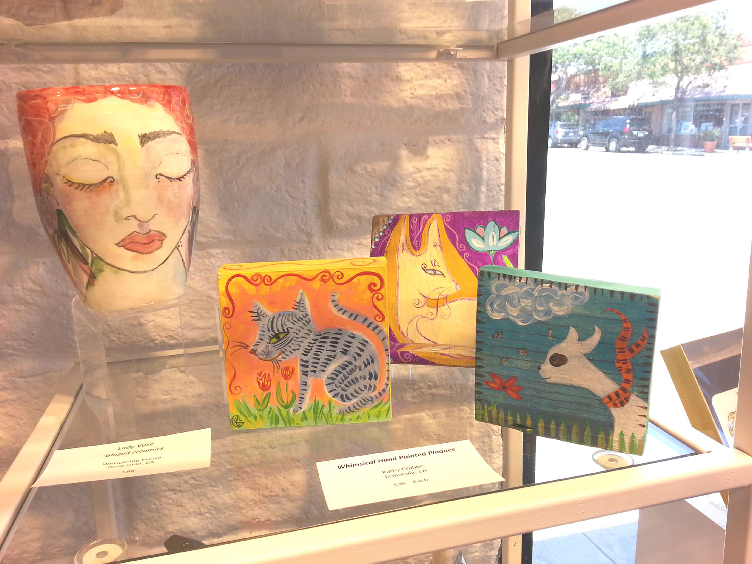 Fallbrook Art Center June Display