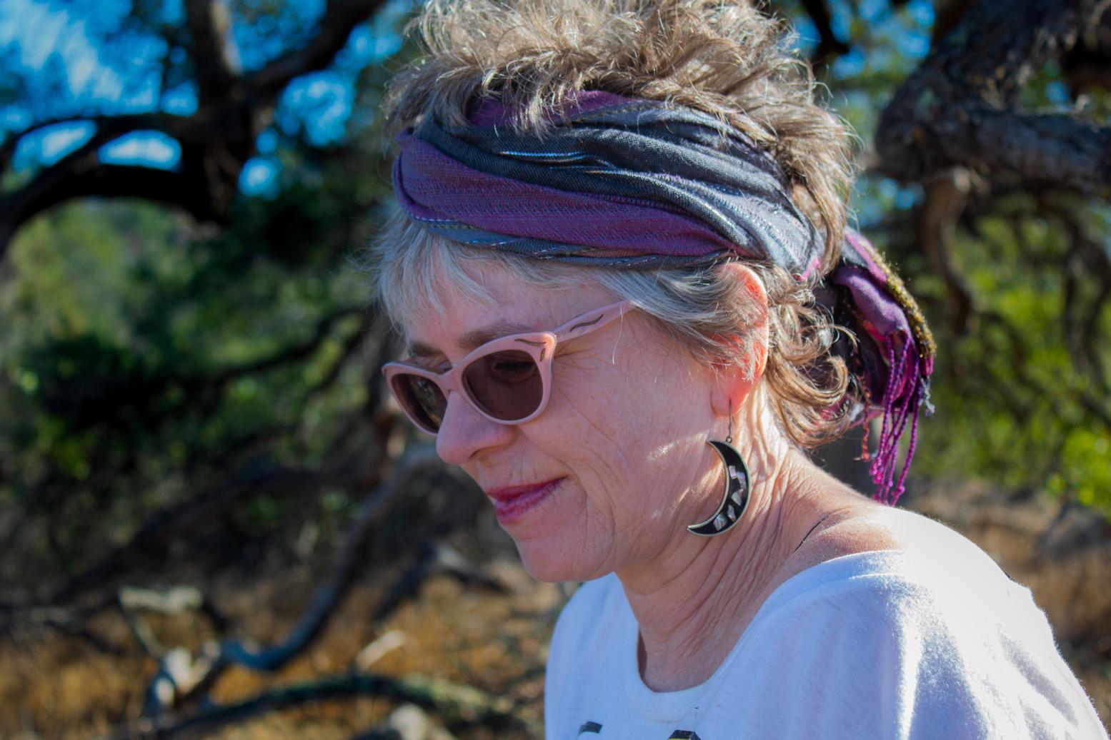 Kathy Crabbe, Santa Rosa Plateau, California, Nov. 2018