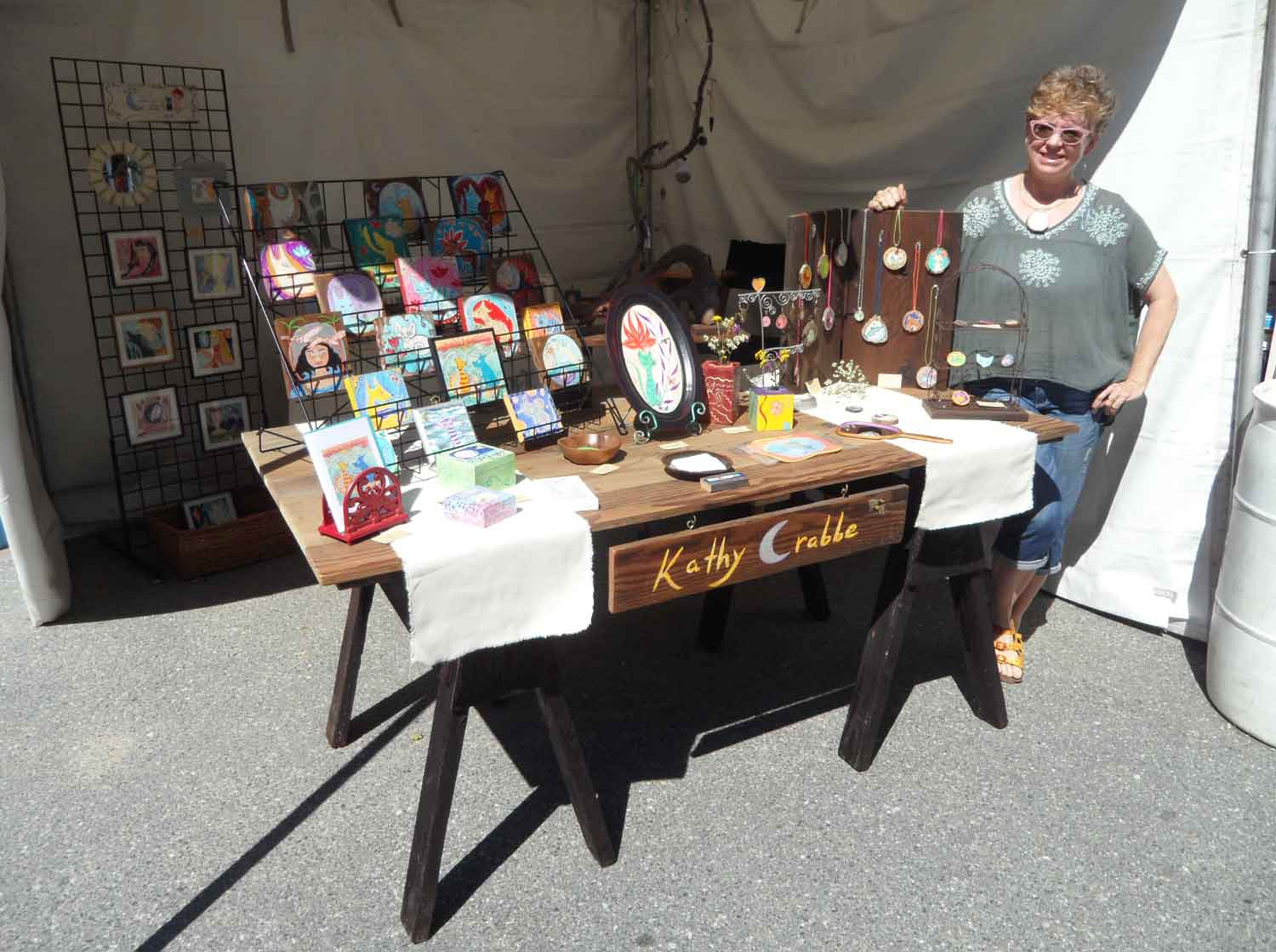 Temecula Art Fair, June 8-9, 2019 (Kathy Crabbe)