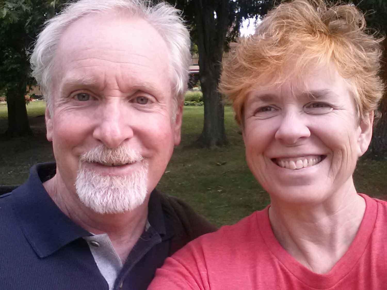 Kathy & Mark