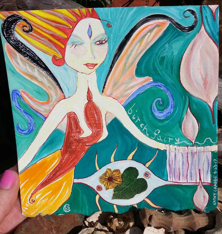 Birch-Fairy