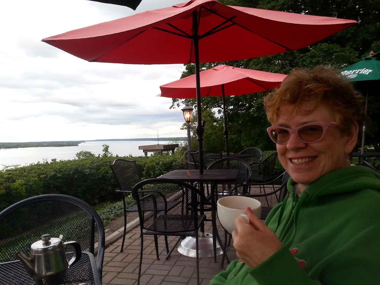 Lake on the Mountains Birthday Tea