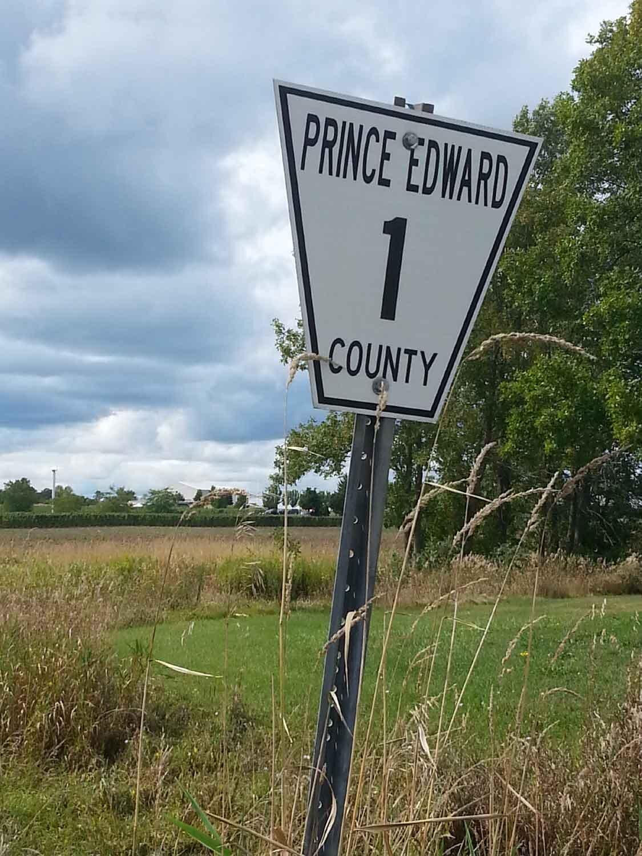 Prince Edward County, Ontario, Canada (Birthday Weekend)