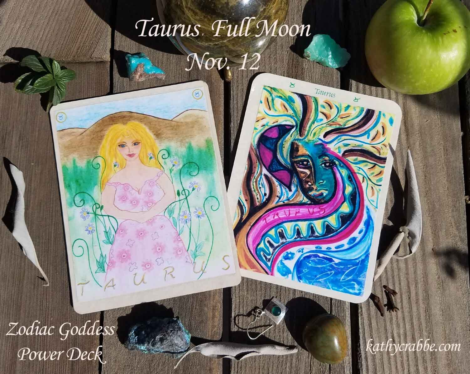 Taurus-Full-Moon