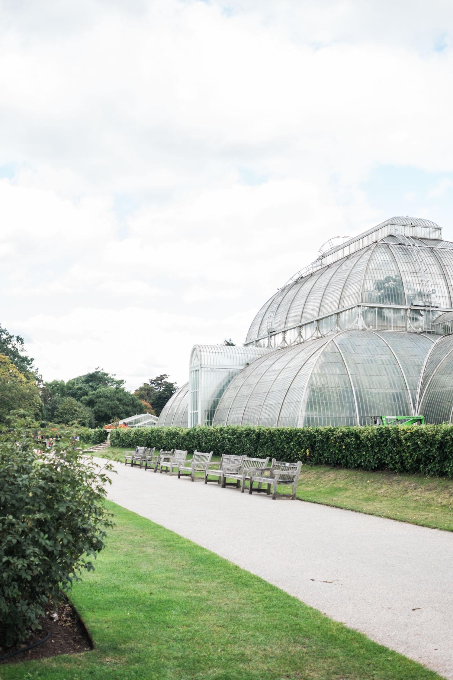 Kew Gardens - Hannah Puechmarin