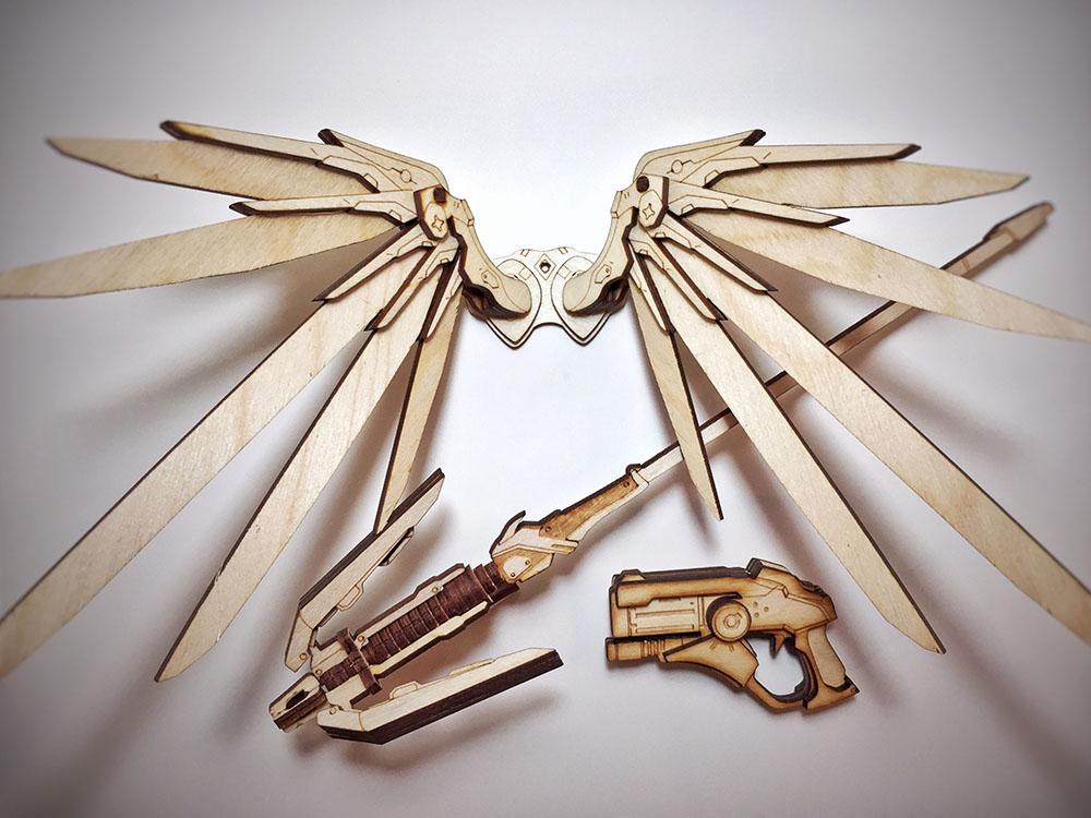Wooden Kit