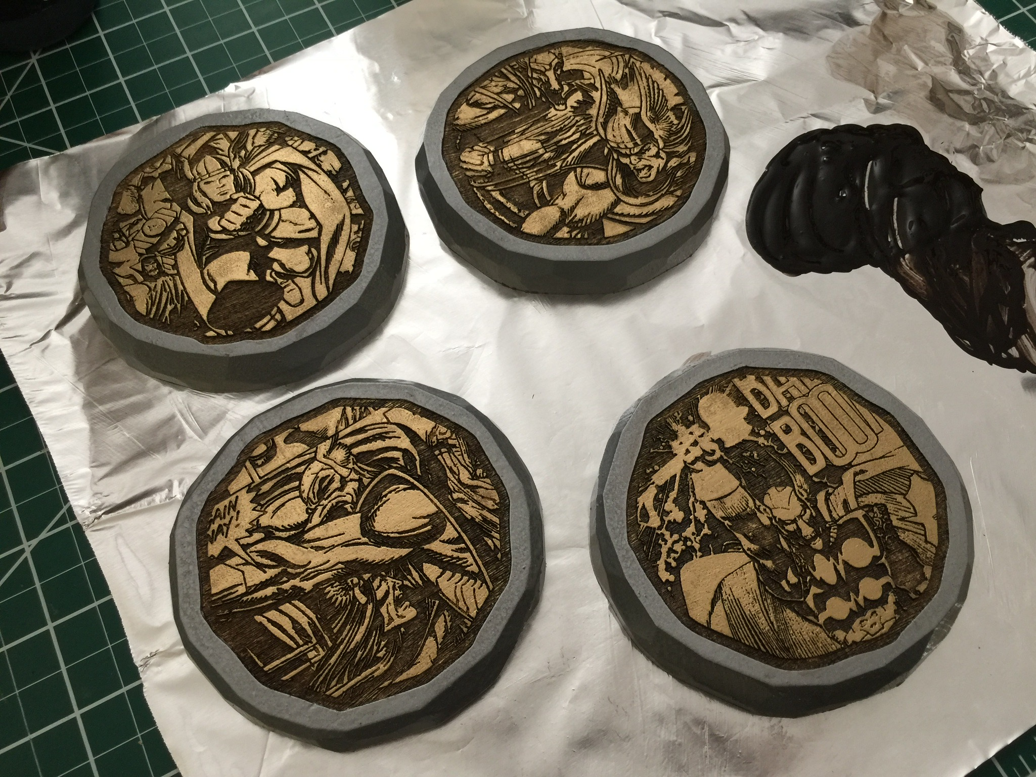 Copy of Thor Themed Coasters