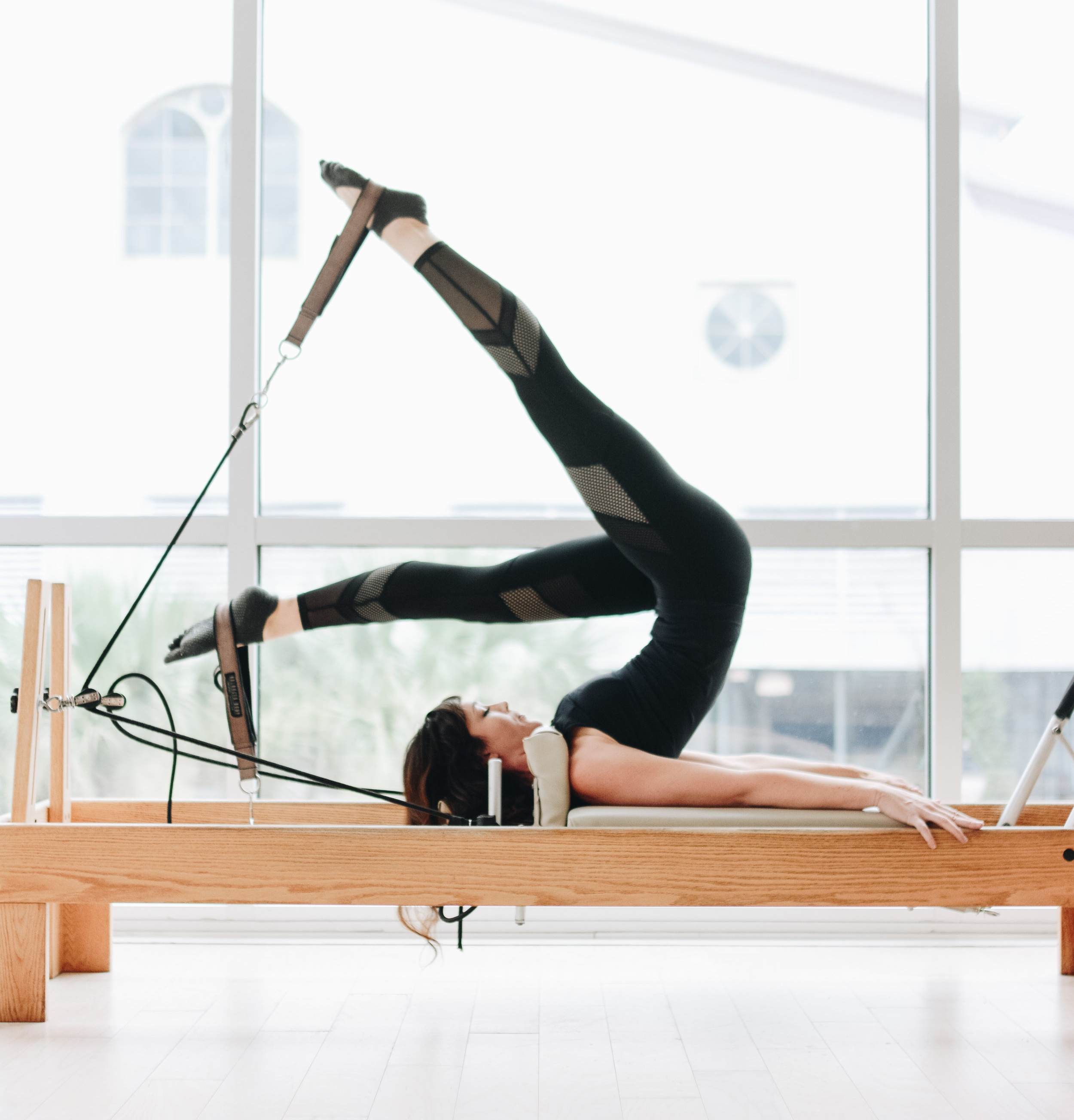 PILATES - Reformer and mat pilates classes are available for beginner, intermediate, advanced. Each exercise emphasizes breath, core conditioning, and body awareness this full-body workout will strengthen your deepest abdominal muscles while sculpting your legs, arms, and back.