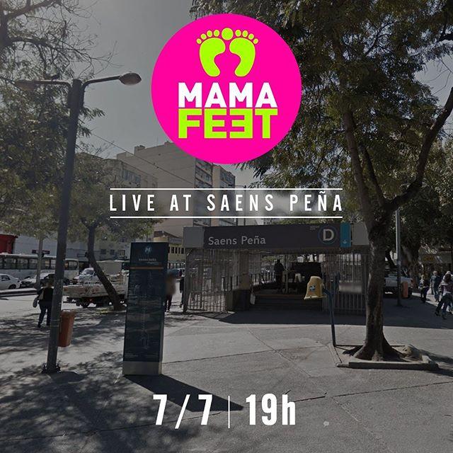 Para comemorar o aniversário de 260 anos da Tijuca, estaremos logo após a final da Copa América no berço desse bairro que tanto amamos! 💖💚 Bora que serão várias bandas iradas e é free! Atacamos às 19h!  #tijuca #saenspena #rock