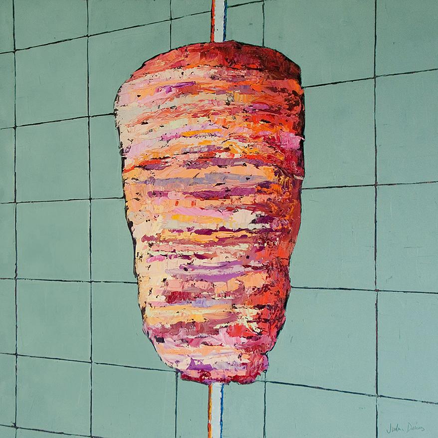 Meat on a Stick 1
