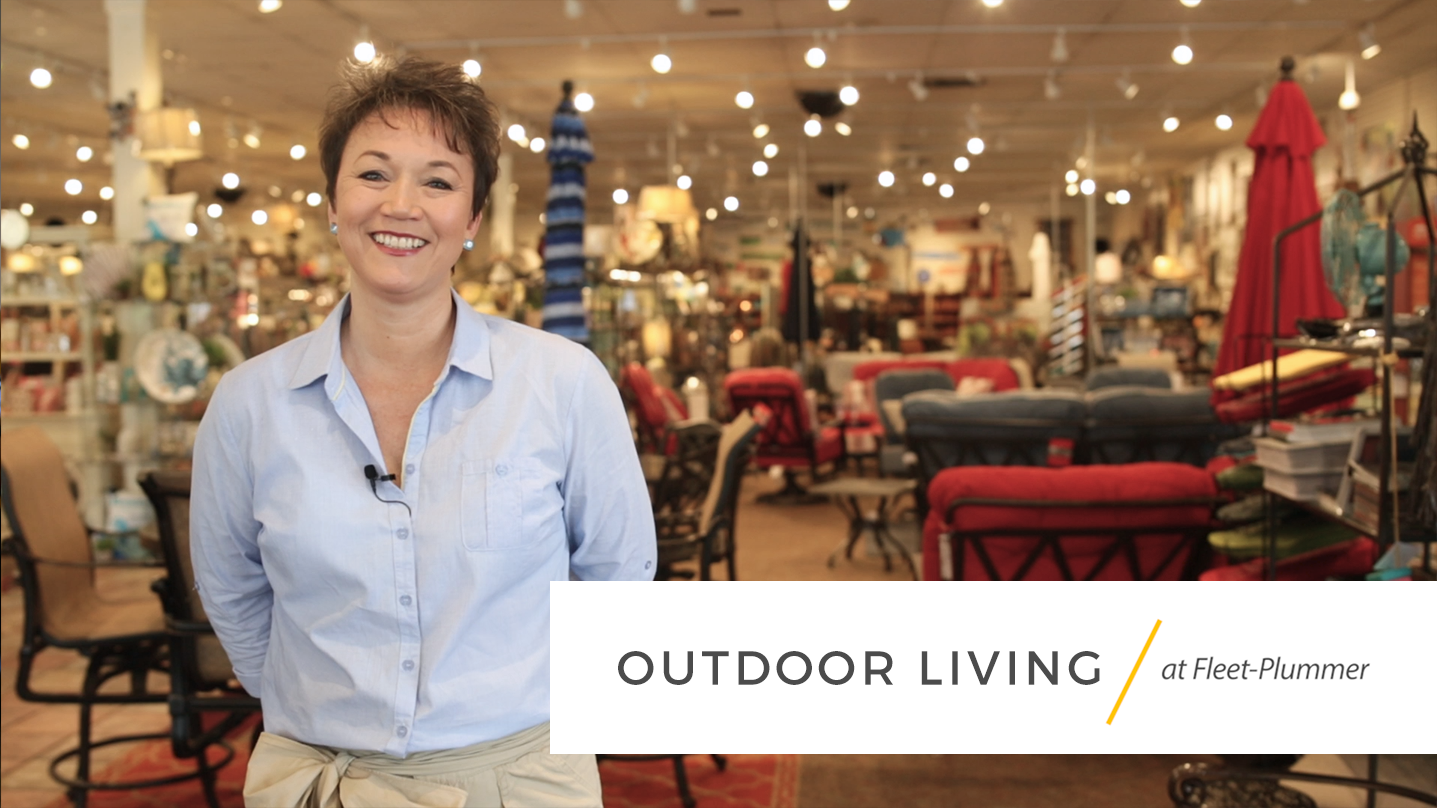 Outdoor Living at Fleet-Plummer
