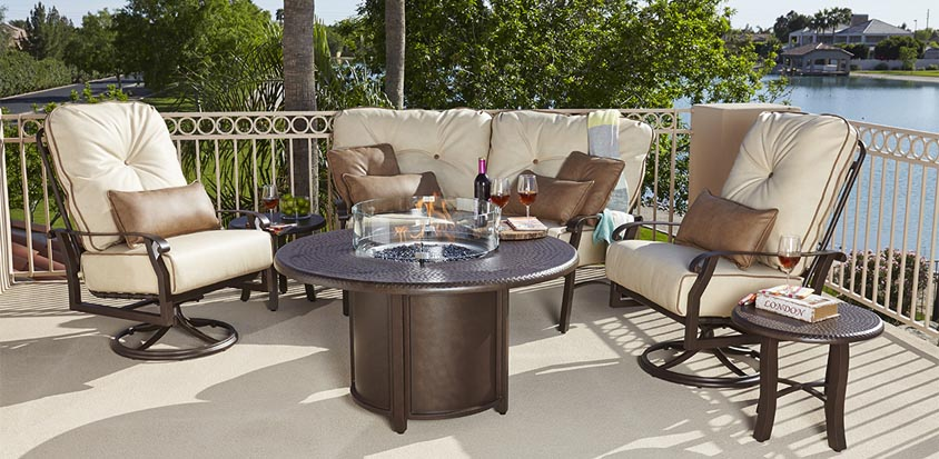 Woodard Cortland Collection Outdoor