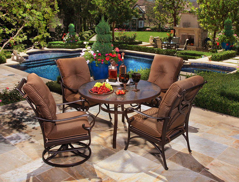 hanamint outdoor furniture collections