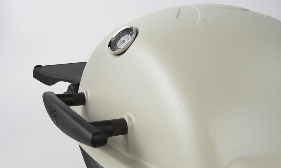 Cast aluminum lid and body