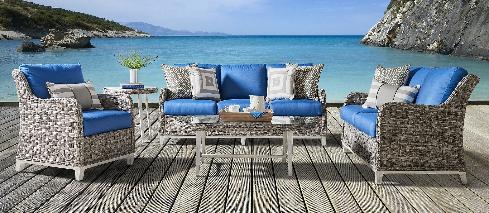 Cape Cod Collection Outdoor Patio